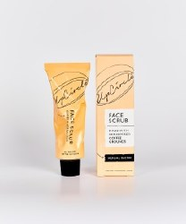 UpC Face Scrub Coffee & Herbal