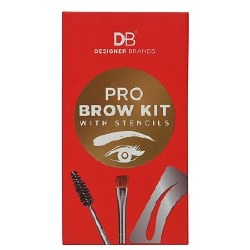 DB Pro Brow Kit With Stencils