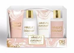 DB Van & Coconut Travel Set(P)