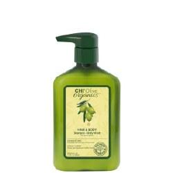 CHI Olive Hair & Body Spoo 340