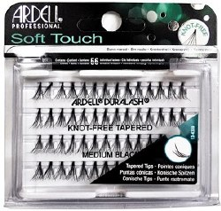Ardell Soft Touch Med Black