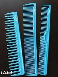 iCandy Triple Blue Comb Set