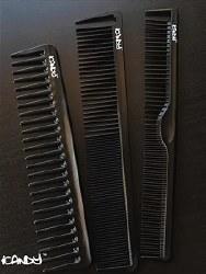 iCandy Triple Black Comb Set