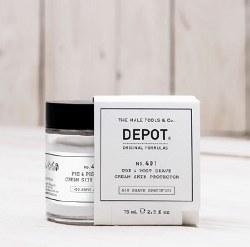 Dep 401 P&Post Shave Cream 75