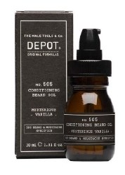Depot 505 Beard Oil Vanilla 30