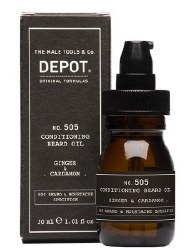 Depot 505 Beard Oil Ginger 30m