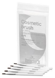 Refect Lash Brush Silver Soft