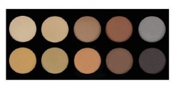 CB Brow Palette 10 Colours