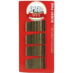 Bobby Pins 999 Bronze 60pc
