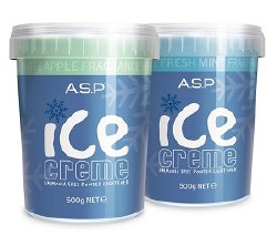 ASP Ice Creme Mint Bleach 500g