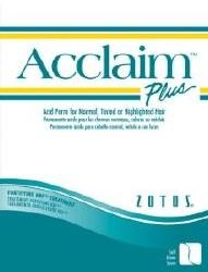 Acclaim Plus Regular Acid Perm
