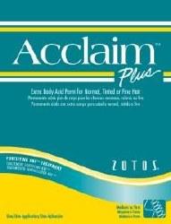Acclaim Plus Extra Body Perm