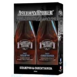 American Barber Duo 300ml (P)