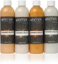 Aviva Shimmer Shots Gold (D)
