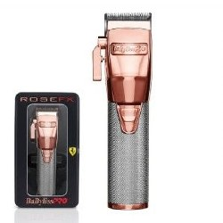 Babyliss Rose Gold Lith Clippe