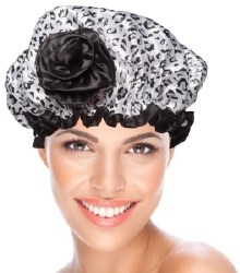 B/Pro Cheetah Shower Cap