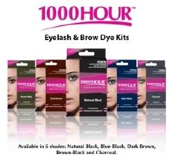 1000 Hour Eye Tint Blue/Black