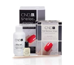 CN Shellac Offly Fast Kit