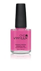 CN Vinylux Polish Hot Pop Pink