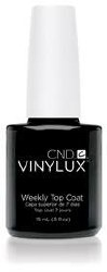 CN Vinylux Weekly Top Coat 15m