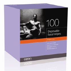 Caron Disposable Facial Wipes
