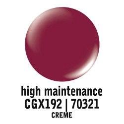 China Glaze Pol High Mainte(D)
