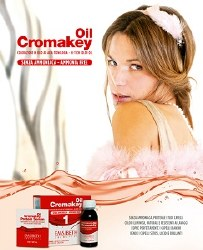 Cromakey Oil Colour Chart (P)