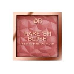 DB Pressed Min Blush Pink Glow