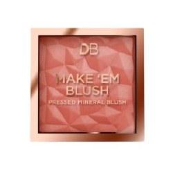 DB Pressed Min Blush Rose Glow