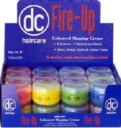 DC Fire-Up White 50gm