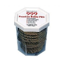 """Date Bobby Pins 999 1.5"""" Gold"""