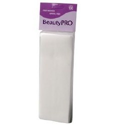 BeautyPro Lge Wax Stri 100 (D)