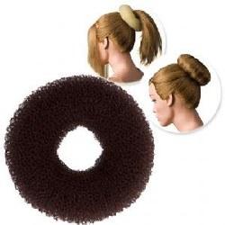Dress Me Up Lge Brown Donut(D)