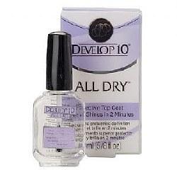 Develop 10 All Dry Top Coat (D