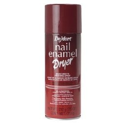 Demert Nail Enamal Dryer Spray