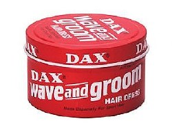 DAX Wax Wave & Groom