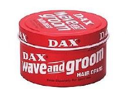 DAX Wax Wave & Groom