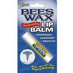 Beeswax Lip Balm Medicated (D)