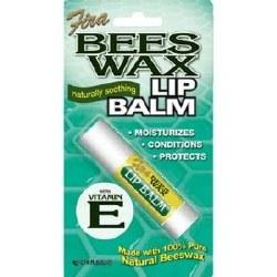Beeswax Lip Balm Vitamin E (D)