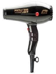 Parlux 385 Light Dryer Black