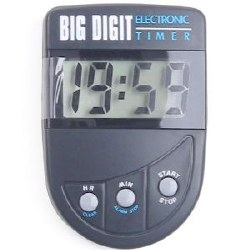 Big Digit Countdown Timer