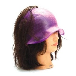 Desoto Streaking Cap Purple