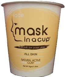 Mask In A Cup All Skin Types(D