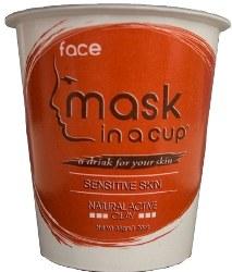 Mask In A Cup Sensitive Skin(D