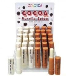 Cocoa Butter Lip Balm (D)