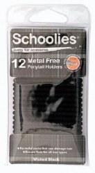 Schoolies M/Free Black 12pk