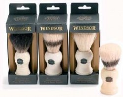 Windsor Shave Brush A4 Badger
