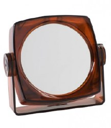 "Mirror T/Shell 4"" Square D15"