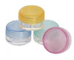 Travel Cont Mini Lge Flat Jar