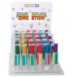 Coloured Zinc/Face Paint Sti(D